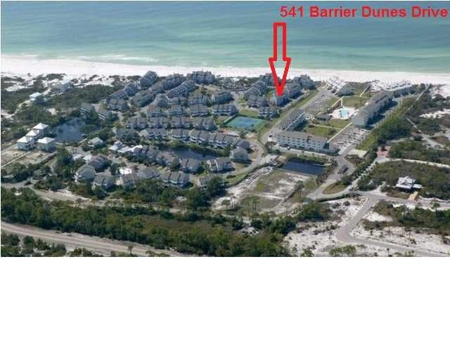 Barrier Dunes Cape San Blas Realtor