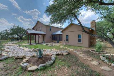 1905 Old Marble Falls Rd Round Mountain Tx 78663 Home
