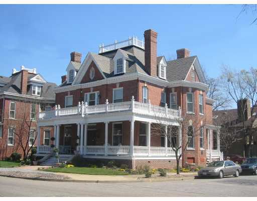 Historic Homes In Norfolk Va: 704 Colonial Ave, Norfolk, VA 23507
