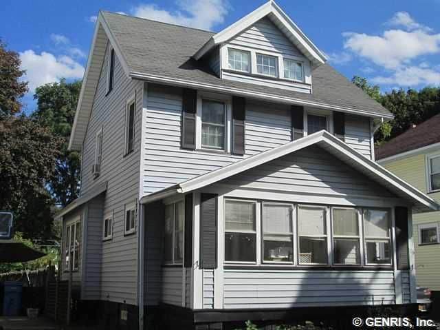 176 mcnaughton st rochester ny 14606 home for sale and