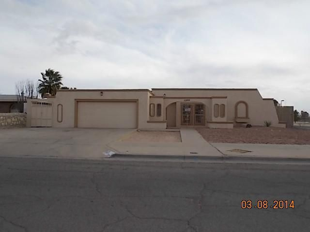 11200 Pony Soldier Ave El Paso Tx 79936