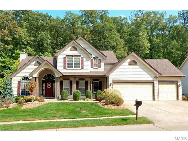 Houses for sale eureka mo 730 southern hills dr eureka mo for Jerry s fish house florence ms
