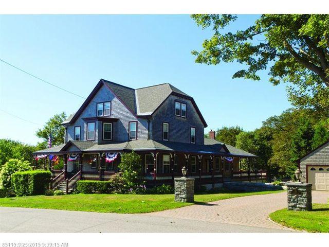 57 samoset rd rockland me 04841 home for sale and real estate listing