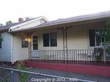 1792 S 8Th St, Colorado Springs, CO 80905