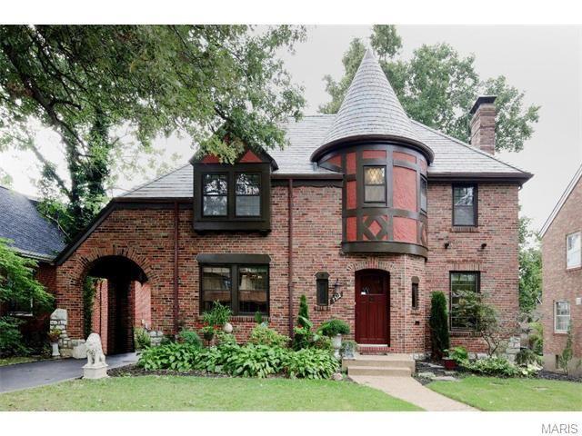 7312 Ravinia Dr Pasadena Hills Mo 63121 Home For Sale