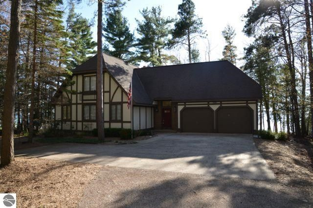 1198 creswell ln kewadin mi 49648 home for sale and
