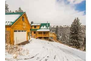 615 N Hill Dr, Bailey, CO 80421