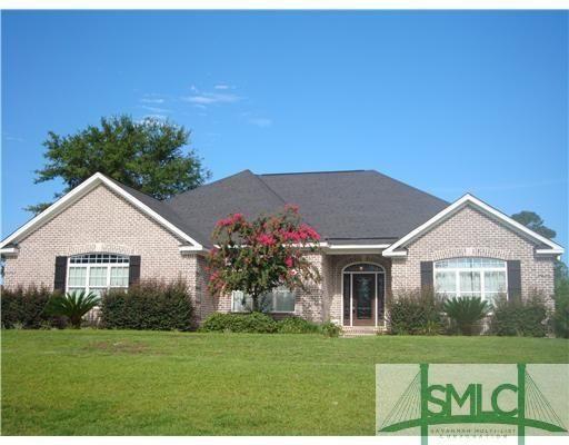 446 Brigham Dr Richmond Hill Ga 31324 Home For Sale