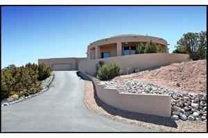 6 Petroglyph Pl, Placitas, NM 87043