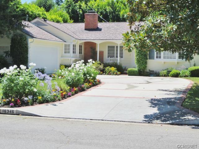 16346 Moorpark St Encino, CA 91436