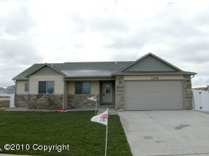 1208 Cattail Dr, Gillette, WY