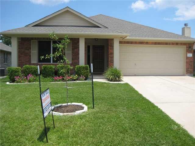 644 Rusk Rd, Round Rock, TX 78665
