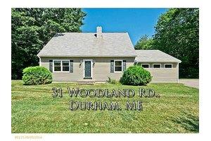 31 Woodland Rd, Durham, ME 04222