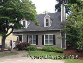 400 Glenville Ave, Fayetteville, NC 28303