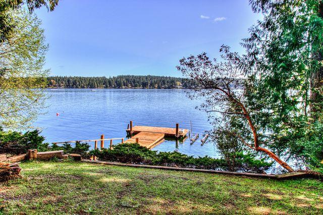 Mason Lake Homes For Sale Grapeview Wa