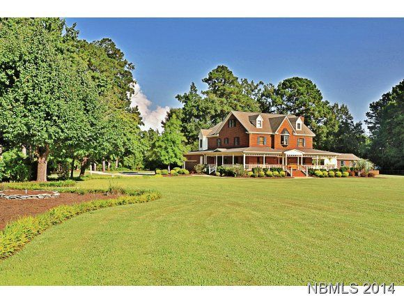 2100 Old Airport Rd, New Bern, NC 28562