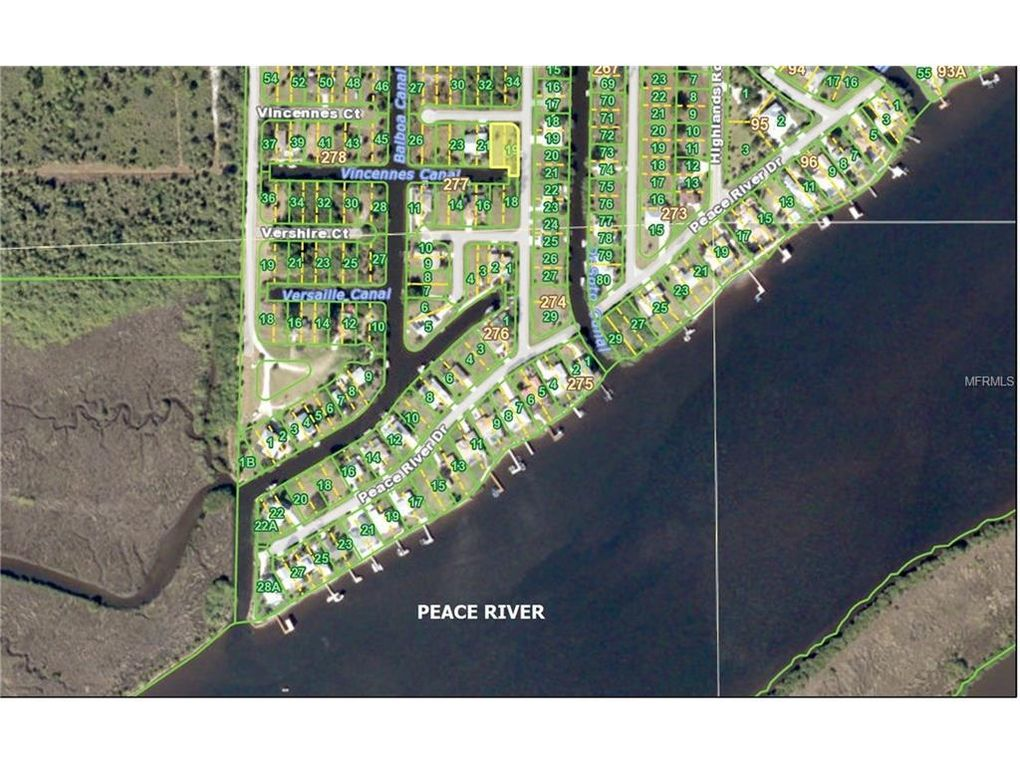 3497 Discovery Dr Punta Gorda FL Land For Sale and Real