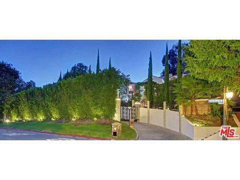 725 N Faring Rd, Los Angeles, CA 90077