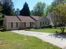 4673 Garden Hills Dr, Stone Mountain, GA 30083