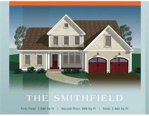 Wincrest Homes Floor Plans: 17 Winship Dr, Wakefield, MA 01880