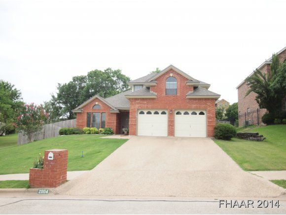 2004 Rose Cir, Harker Heights, TX 76548