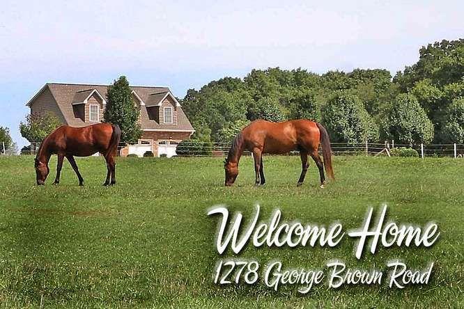 1278 George Brown Rd, Crouse, NC 28033