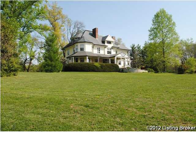 Value Of  Acre Of Property In Anchorage Kentucky