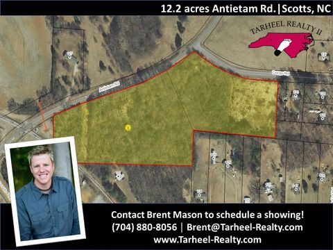 Antietam Rd, Scotts, NC 28699