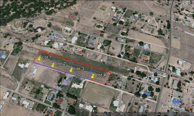 1 John Lot Split Espanola, NM 87532