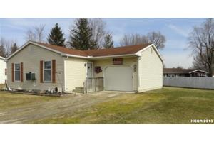 589 S Patterson St, Carey, OH 43316
