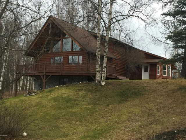 1300 W Sands Dr Wasilla Ak 99654 Home For Sale And