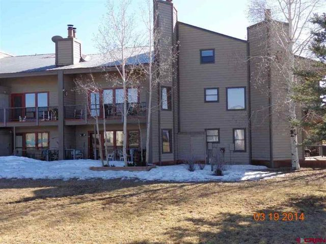 164 Valley View Dr Unit 3207 Pagosa Springs Co 81147