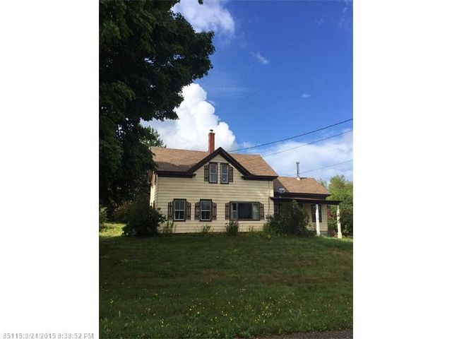 10 berry rd thorndike me 04986 home for sale and real