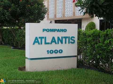 1000 S Ocean Blvd Apt 10 E, Pompano Beach, FL 33062