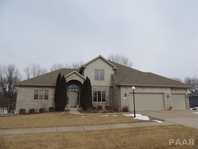 1816 Winged Foot Dr Pekin Il 61554 6 Beds 4 Baths Home