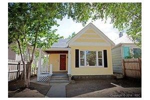 1719 W Colorado Ave, Colorado Springs, CO 80904