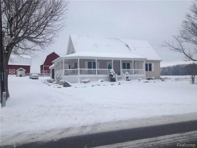 1157 n elba rd oregon mi 48446 home for sale and real
