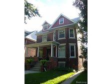 4555 Commonwealth St, Detroit, MI 48208