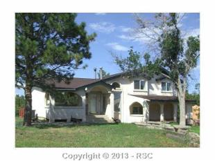 290 Rock Creek Mesa Rd, Colorado Springs, CO