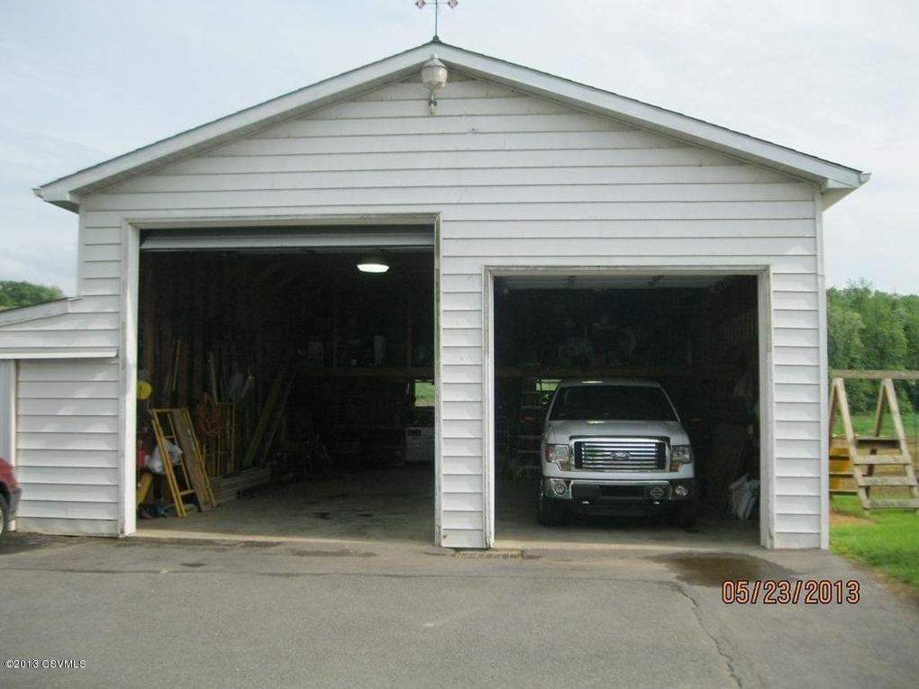 4535 old turnpike rd lewisburg pa 17837 12x12 overhead garage door