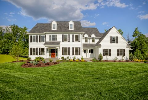 Newtown square pa real estate homes for sale for Newtown builders