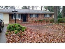 3956 Kirksford Dr, Decatur, GA 30035