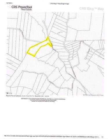 13 24 Acres Dustin Creek Rd Spring City Tn 37381