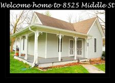 8525 Middle St, Stinesville, IN 47464