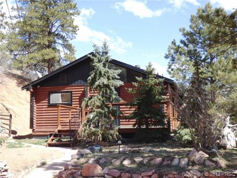 Photo of 10720 Florence Ave, Green Mountain Falls, CO 80819