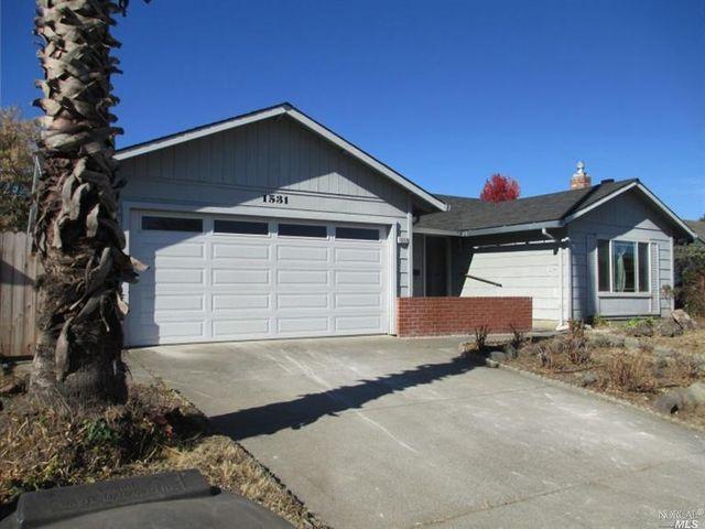 1531 Sunview Ct, Santa Rosa, CA