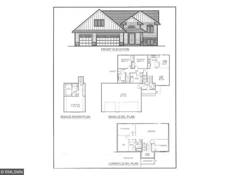 Blk 3 Monarch Ave Lot 2, Chisago Lake, MN 55045