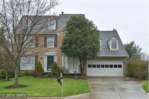 7471 Rosewood Manor Ln, Gaithersburg, MD 20882