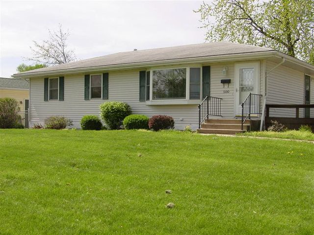 500 S Maple St, New London, IA 52645