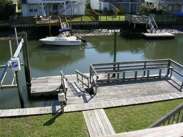Canal Homes For Sale In Holden Beach Nc